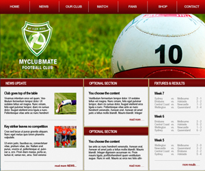 Website For Clubs