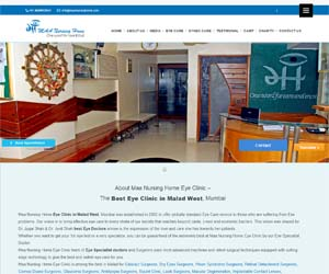 Website For Hospital