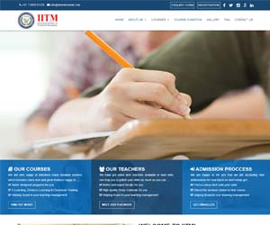 Website For Institutes